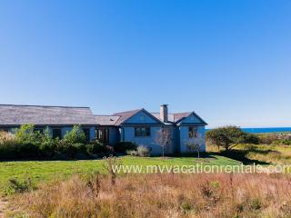 HAJJA - Outstanding Designer Residence, Sweeping Atlantic Views and Gorgeous Sunsets, Professionally Decorated. - Aquinnah vacation rentals