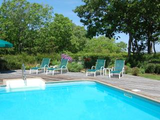 ROSSR - Chilmark, Waterview, Private Pool - Chilmark vacation rentals