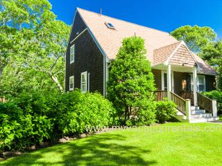 COOPC - Designer Post and Beam Cape, A/C, WiFi, Large Deck, Private Yard - Edgartown vacation rentals