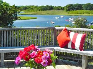 ALDEN - Stone Wall Pond Watefront,  5 minute Drive to Lucy Vincent Beach,  All amenities, WiFi - Chilmark vacation rentals