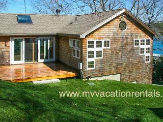 SHEFD - Boutique Waterfront Cottage, Lagoon Beach, Wifi Internet, Central A/C - Martha's Vineyard vacation rentals