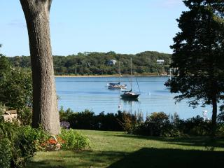 STIXJ - Hines Point, Waterfront, Dock, Waterviews, Walk to Town - Vineyard Haven vacation rentals