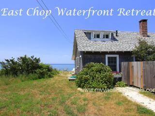 DOHEM - East Chop Seaside Cottage, Large Porch, WiFi, Spectacular Views - Oak Bluffs vacation rentals