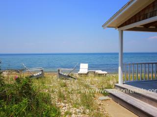 DOHEM - East Chop Seaside Cottage, Large Porch, WiFi, Spectacular Views - Oak Bluffs vacation rentals