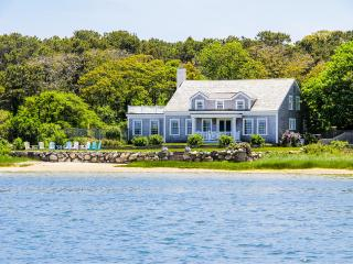 PURDB - Waterfront Luxury, Spectacular Views, Recently Renovated, Close Proximity to Edgartown Center, Central A/C - Edgartown vacation rentals