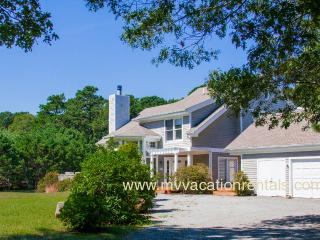 POLCJ - Tashmoo  Cove Condominium, Private Association Pool, Tennis and Beach, Central Air, WiFi - Vineyard Haven vacation rentals