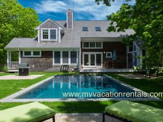 KASEE - Sea Haven -Edgartown Village with Heated Pool, Newly Renovated, Central AC, WIFI - Edgartown vacation rentals