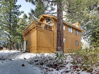 Cabin w/private hot tub, pet-friendly, trail access - Tahoe City vacation rentals