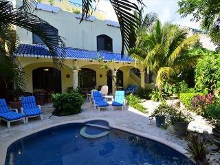Casa Tranquilidad  Yal Ku Lagoon's Tropical Heaven for Children and Adults - Akumal vacation rentals