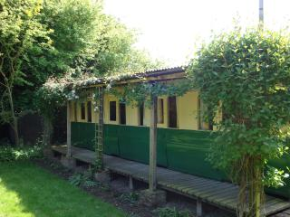 Ivywood Railway Carriage - Wisbech Saint Mary vacation rentals