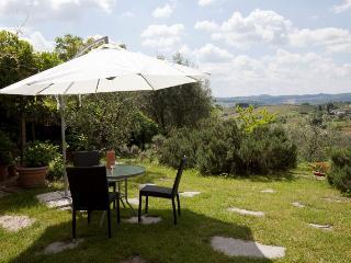 chianti views portion of a farmhouse - Ginestra Fiorentina vacation rentals