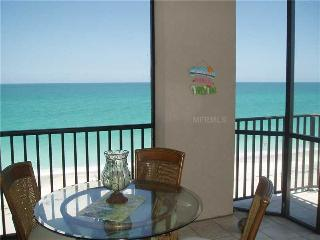 Amazing Sounds and Views of the Gulf! - Manasota Key vacation rentals