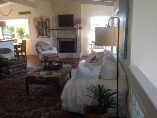 Ocean view Aptos/Seacliff home with Ocean Views - Aptos vacation rentals