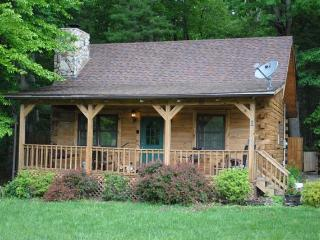 Whitetail log cabin next to Pipestem State Park - Pipestem vacation rentals