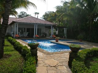 Lux Beach House Front View - Montelimar vacation rentals