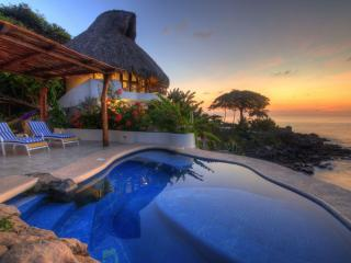 2 bedroom oceanfront villa in magical location - Riviera Nayarit vacation rentals