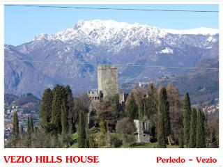 VEZIO CASTLE HOUSE - Perledo vacation rentals