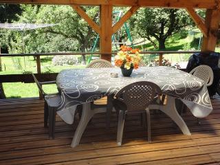 Beau chalet tout confort 3* en lisières de forêt - Alsace-Lorraine vacation rentals
