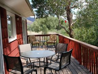 Pikes Peak Jacuzzi Suite on a cool Mountain Stream - Cascade vacation rentals