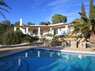 Very private villa, with pool and 25,000 forest, walk to the sea and Sol dén Serra, Amante - San Carlos vacation rentals