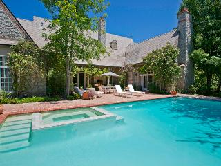 A French country style estate en route to wine country - Villa Chaparral - Santa Barbara vacation rentals