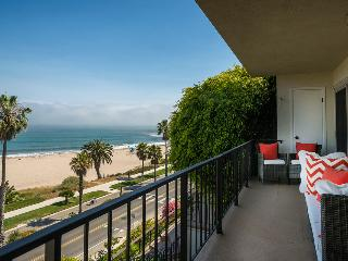 West Beach condo with ocean views - Beachside Retreat - Santa Barbara County vacation rentals