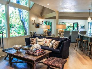 Charming creekside home near Montecito Upper Village - Quiet Oaks - Montecito vacation rentals