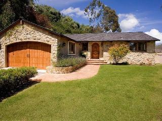 Pet-friendly home is 2 blocks from Hendry's Beach - Le Petit Chateau - Santa Barbara vacation rentals