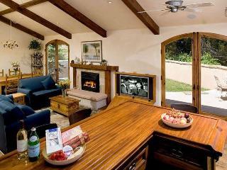 Pet-friendly home is 2 blocks from Hendry's Beach - Le Petit Chateau - Santa Barbara vacation rentals