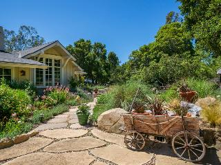 Serene Montecito family home near San Ysidro Ranch - Oak Creek Hideaway - Santa Barbara County vacation rentals