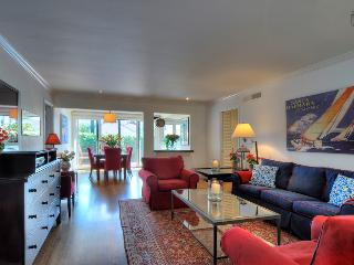 Pristine, charming West Beach family home  - Juniper Cottage - Santa Barbara vacation rentals