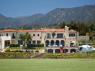The ultimate in Luxury- Italian style villa with ocean views at SB polo club. - Villa Sevillano - Carpinteria vacation rentals