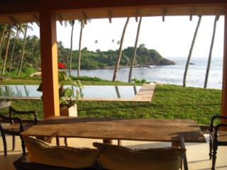Beautiful home, tropical gardens, prime secluded beach - Dambulla vacation rentals