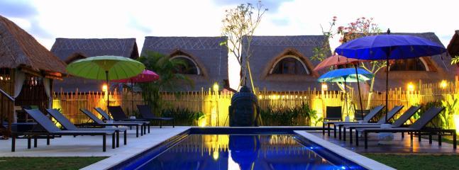 United Colors of Bali 2 Bedrooms Villa - Image 1 - Canggu - rentals