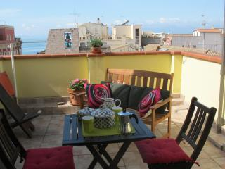 Charming Apartment In A Building Of The 16th Century With Two Terraces - Cagliari vacation rentals