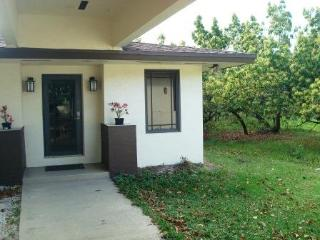 Cozy house close to Everglades National Park - Homestead vacation rentals