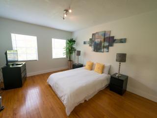 A. Brand new condo, 2 queen beds, sofa bed. Sobe - Miami Beach vacation rentals