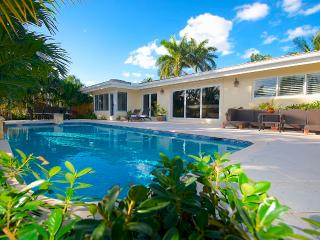 "By The Sea Vacation Villas LLC ""Casa Harbor"" 5 Star Waterfront HTd Pool Home! - Pompano Beach vacation rentals"