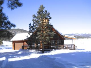 Mountain View Cabin: Resort Home in the Rockies - Taos Area vacation rentals
