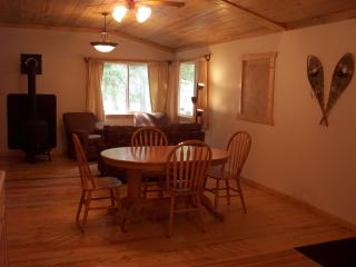 Clarks Fork River Cabin in Nothwest Wyoming - Cody vacation rentals