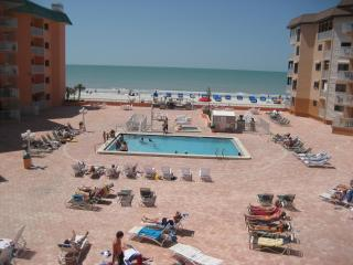 Beach Cottage 2304 Beachfront Condo, Private - Indian Shores vacation rentals