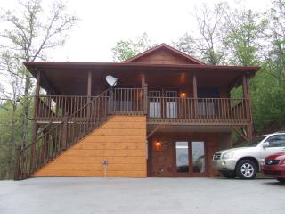 Peaceful Log Cabin in the Clouds - Brasstown vacation rentals