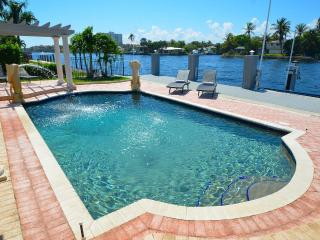 Casa Marina Intracoastal 4 BD 3 BA Heated Pool - Lauderdale by the Sea vacation rentals