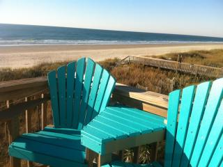 Ocean Isle Mermaid! Awesome Ocean Front Views! - Ocean Isle Beach vacation rentals