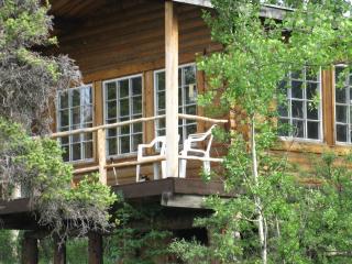 Wilderness Log Cabin Rental Kluane National Park - Yukon vacation rentals