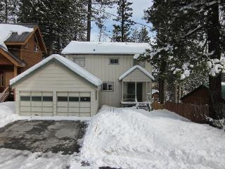 Central Sierra Home in South Lake Tahoe, Low Rates - South Lake Tahoe vacation rentals