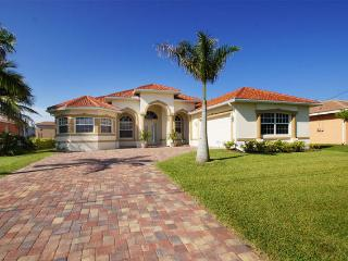 Villa Christina  Boat Dock 45 Mins. to Open Waters - Cape Coral vacation rentals