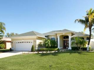 Villa Florida – Canal Front with Boat Dock - Cape Coral vacation rentals