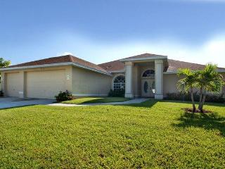 Villa Isabella – Canal Front with New Boat Dock - Cape Coral vacation rentals