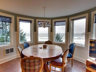 Huge castle with ocean views, decks and room for 17! - Oceanside vacation rentals